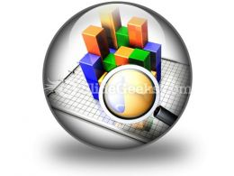 Analyzing The Data PowerPoint Icon C