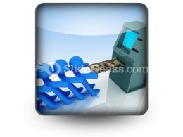 Atm PowerPoint Icon S
