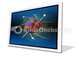 Atom PowerPoint Icon F