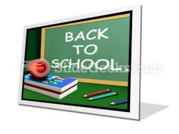 Back To School02 PowerPoint Icon F