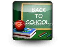 Back To School02 PowerPoint Icon S