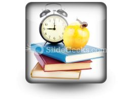 Back To School03 PowerPoint Icon S