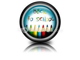 Back To School Icon Cc