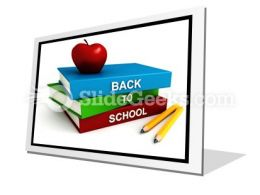 Back To School PowerPoint Icon F