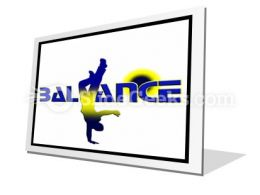 Balance02 PowerPoint Icon F