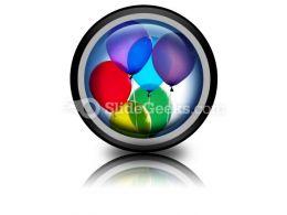Balloons Icon Cc
