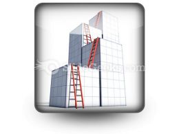 Boxes And Ladders Ppt Icon For Ppt Templates And Slides S