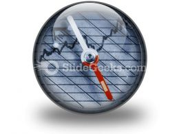 Business Navigation PowerPoint Icon C