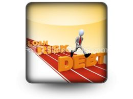 Business Obstacles PowerPoint Icon S