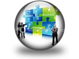 Business People03 PowerPoint Icon C