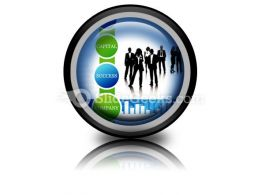 Business People04 PowerPoint Icon Cc