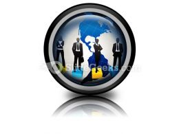 Business People06 PowerPoint Icon Cc