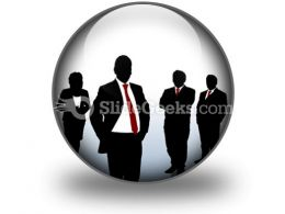 Business Team Icon C