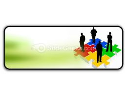 Business Team PowerPoint Icon R