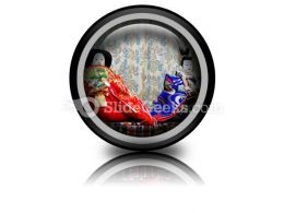 Chinese Dolls PowerPoint Icon Cc