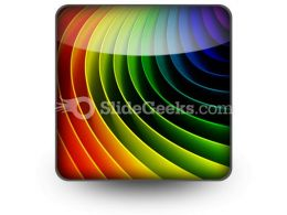 Colorful Background Ppt Icon For Ppt Templates And Slides S
