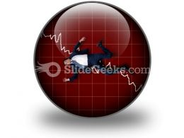 Crisis PowerPoint Icon C