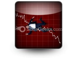 Crisis PowerPoint Icon S