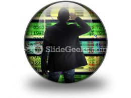 Desperately Traders PowerPoint Icon C