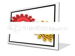 Digital Illustration Dollar PowerPoint Icon F