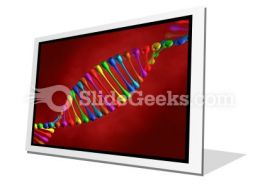 Dna PowerPoint Icon F