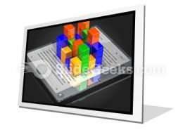 E Book Data PowerPoint Icon F