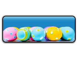 Easter Eggs PowerPoint Icon R