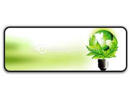 Eco Concept PowerPoint Icon R