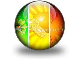 Four Seasons PowerPoint Icon C