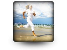 Healthy Life PowerPoint Icon S