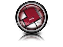 Help Keyboard Icon Cc
