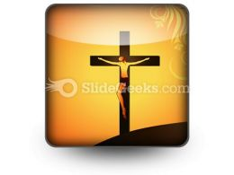 Jesus Christ PowerPoint Icon S
