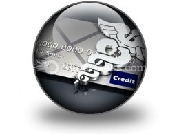 Medical Credit PowerPoint Icon C
