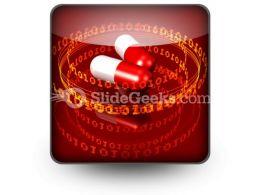 Medicine PowerPoint Icon S