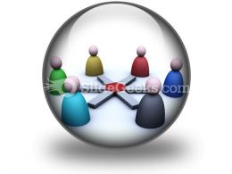 Networking Icon C