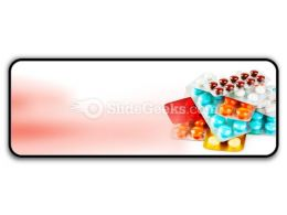 Packs Of Pills PowerPoint Icon R