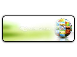 Picture Photo Gallery Ball PowerPoint Icon R