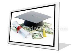 Price Leaving Certificate PowerPoint Icon F