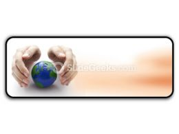 Protect The Earth Ppt Icon For Ppt Templates And Slides R