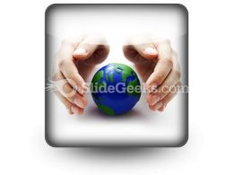 Protect The Earth Ppt Icon For Ppt Templates And Slides S