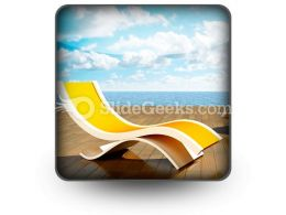Relax PowerPoint Icon S