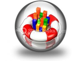 Rescue Statistics PowerPoint Icon C