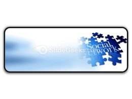 Social Network PowerPoint Icon R