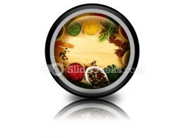 Spices Food PowerPoint Icon Cc