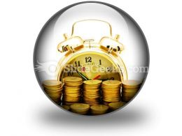 Time Is Money Concept Ppt Icon For Ppt Templates And Slides C