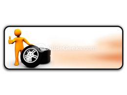 Wheel Garage Ok Ppt Icon For Ppt Templates And Slides R