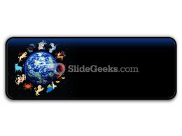 Zodiac Signs PowerPoint Icon R