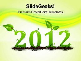 2012 Environoment Nature PowerPoint Templates And PowerPoint Backgrounds 0811