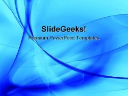 Abstract Blue PowerPoint Backgrounds And Templates 0111