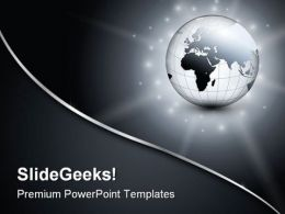 Abstract Business Globe PowerPoint Templates And PowerPoint Backgrounds 0311